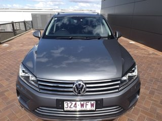 2015 Volkswagen Touareg 7P MY16 150TDI Tiptronic 4MOTION Element 8 Speed Sports Automatic Wagon