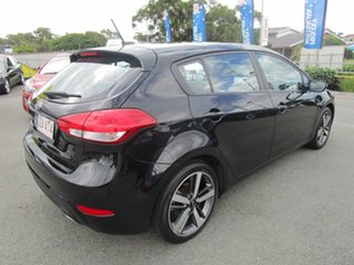 2018 Kia Cerato YD MY18 Sport Black 6 Speed Sports Automatic Hatchback