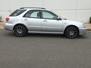 2004 Subaru Impreza S MY04 GX AWD 5 Speed Manual Hatchback.