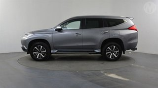 2018 Mitsubishi Pajero Sport QE MY18 Exceed Grey 8 Speed Sports Automatic Wagon