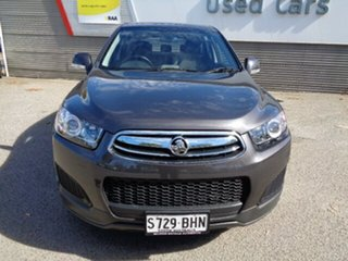 2015 Holden Captiva CG MY16 LS 2WD Grey 6 Speed Sports Automatic Wagon.
