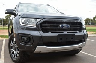 2019 Ford Ranger PX MkIII 2019.00MY Wildtrak Grey 10 Speed Sports Automatic Double Cab Pick Up