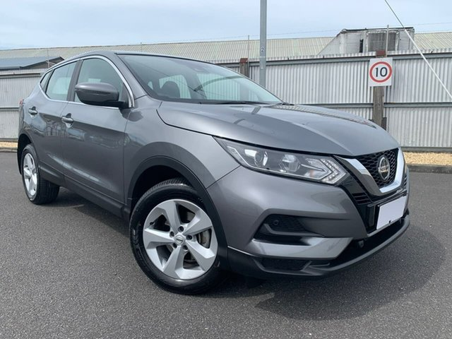 Used Nissan Qashqai J11 Series 2 ST X-tronic Moonah, 2019 Nissan Qashqai J11 Series 2 ST X-tronic Grey 1 Speed Constant Variable Wagon