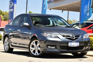 2008 Mazda 3 BK1032 SP23 Grey 5 Speed Sports Automatic Sedan.
