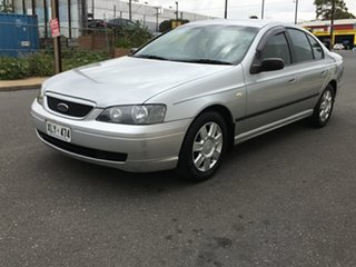2005 Ford Falcon BF XT 4 Speed Sports Automatic Sedan