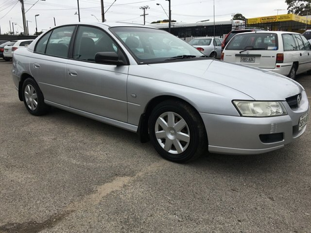 Used Holden Commodore VZ Executive Blair Athol, 2005 Holden Commodore VZ Executive 4 Speed Automatic Sedan