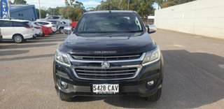 2018 Holden Colorado RG MY19 LTZ Pickup Crew Cab Black 6 Speed Sports Automatic Utility