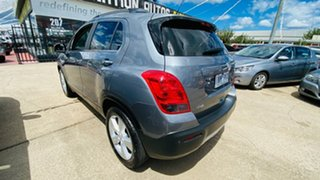 2013 Holden Trax TJ MY14 LTZ Grey 6 Speed Automatic Wagon.