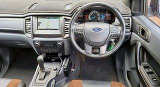 2015 Ford Ranger PX MkII Wildtrak Double Cab Aluminium 6 Speed Sports Automatic Utility