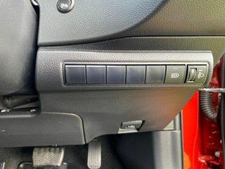 2018 Toyota Corolla ZWE211R ZR E-CVT Hybrid Red 10 Speed Constant Variable Hatchback Hybrid