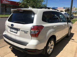 2015 Subaru Forester S4 2.0D-L White Constant Variable