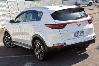 2018 Kia Sportage QL MY19 AO Edition 2WD White 6 Speed Sports Automatic Wagon.