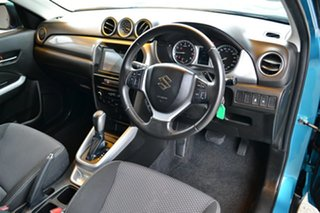 2018 Suzuki Vitara LY RT-S 2WD Turquoise 6 Speed Sports Automatic Wagon.