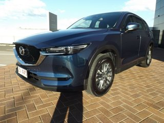 2017 Mazda CX-5 KF4WLA Touring SKYACTIV-Drive i-ACTIV AWD 6 Speed Sports Automatic Wagon