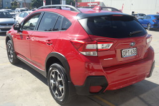 2017 Subaru XV G4X MY17 2.0i Lineartronic AWD Pure Red 6 Speed Constant Variable Wagon