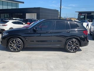 2019 BMW X3 M F97 Competition M Steptronic M xDrive Black 8 Speed Sports Automatic Wagon
