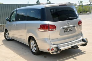 2016 LDV G10 SV7A Silver 6 Speed Sports Automatic Wagon.