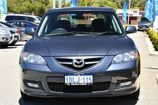 2008 Mazda 3 BK1032 SP23 Grey 5 Speed Sports Automatic Sedan