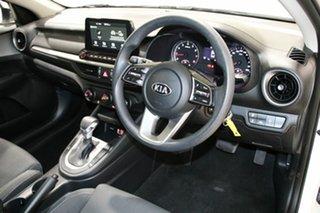 2019 Kia Cerato BD MY19 S White 6 Speed Automatic Sedan