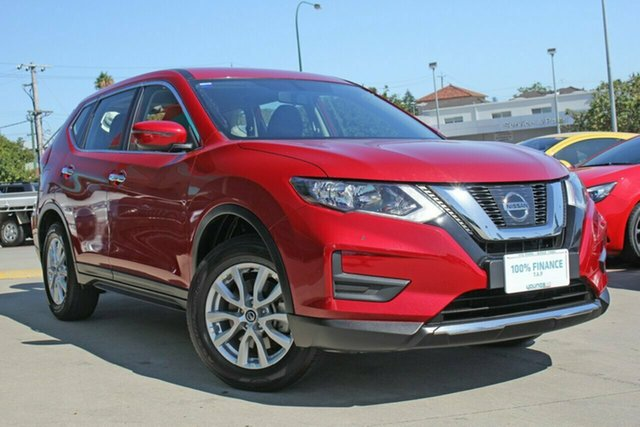 Used Nissan X-Trail T32 Series 2 ST 7 Seat (2WD) Victoria Park, 2019 Nissan X-Trail T32 Series 2 ST 7 Seat (2WD) Red Continuous Variable Wagon