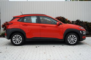 2019 Hyundai Kona OS.2 MY19 Go 2WD Orange 6 Speed Sports Automatic Wagon.