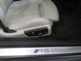 2017 BMW M6 F13 LCI Grey 7 Speed Auto Direct Shift Coupe