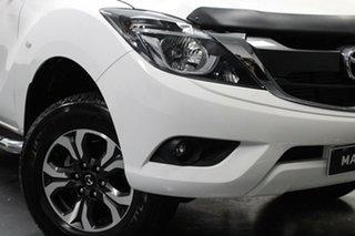 2016 Mazda BT-50 UR0YF1 XTR White 6 Speed Sports Automatic Utility.