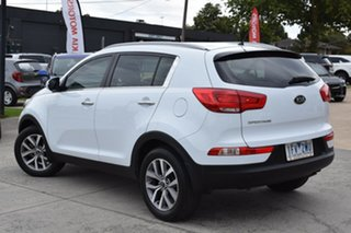 2015 Kia Sportage SL MY14 Si 2WD Premium White 6 Speed Sports Automatic Wagon