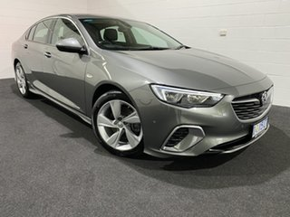 2018 Holden Commodore ZB MY18 RS-V Liftback AWD Cosmic Grey 9 Speed Sports Automatic Liftback.