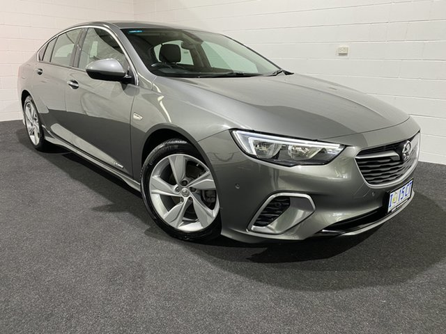 Used Holden Commodore ZB MY18 RS-V Liftback AWD Glenorchy, 2018 Holden Commodore ZB MY18 RS-V Liftback AWD Cosmic Grey 9 Speed Sports Automatic Liftback