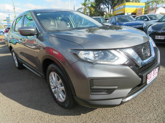 Used Nissan X-Trail T32 Series II ST X-tronic 4WD Mount Gravatt, 2019 Nissan X-Trail T32 Series II ST X-tronic 4WD Grey 7 Speed Constant Variable Wagon