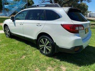 2019 Subaru Outback MY19 2.5i AWD White Continuous Variable Wagon