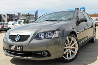 2012 Holden Calais VE II MY12 V Sportwagon Grey 6 Speed Sports Automatic Wagon.