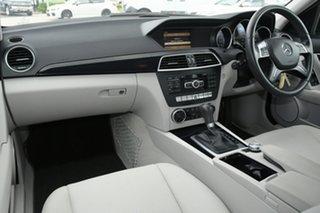 2011 Mercedes-Benz C-Class W204 MY11 C200 CDI BlueEFFICIENCY 7G-Tronic + Blue 7 Speed
