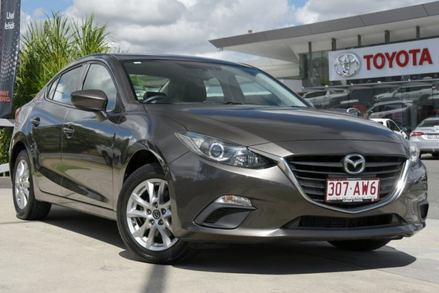 Pre-Owned Mazda 3 BM5278 Touring SKYACTIV-Drive North Lakes, 2014 Mazda 3 BM5278 Touring SKYACTIV-Drive Grey 6 Speed Sports Automatic Sedan