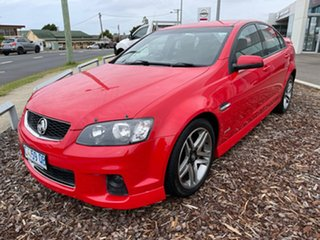 2012 Holden Commodore VE II MY12 SV6 Red Hot 6 Speed Sports Automatic Sedan