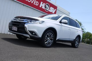 2015 Mitsubishi Outlander ZK MY16 LS 2WD 6 Speed Constant Variable Wagon.
