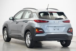 2019 Hyundai Kona OS.3 MY20 Active 2WD Lake Silver 6 Speed Sports Automatic Wagon