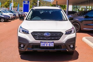 2021 Subaru Outback 6GEN AWD Sport White Constant Variable SUV.