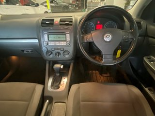 2006 Volkswagen Golf V MY07 Comfortline Tiptronic White 6 Speed Sports Automatic Hatchback