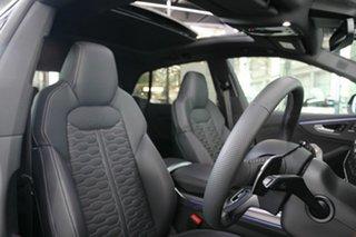 2020 Audi RS Q8 4M F1 MY21 TFSI Tiptronic Quattro Black 8 Speed Sports Automatic Wagon