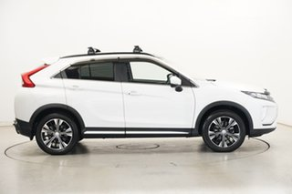 2019 Mitsubishi Eclipse Cross YA MY19 Exceed AWD White 8 Speed Constant Variable Wagon