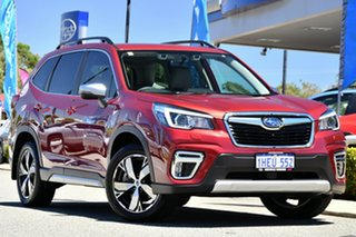 2020 Subaru Forester S5 MY20 2.5i-S CVT AWD Red 7 Speed Constant Variable Wagon.