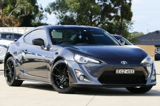 2014 Toyota 86 ZN6 MY14 GTS Grey 6 Speed Manual Coupe.