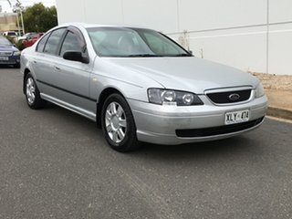 2005 Ford Falcon BF XT 4 Speed Sports Automatic Sedan.
