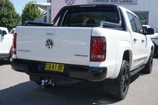 2015 Volkswagen Amarok 2H MY15 TDI420 4MOTION Perm Canyon Candy White 8 Speed Automatic Utility