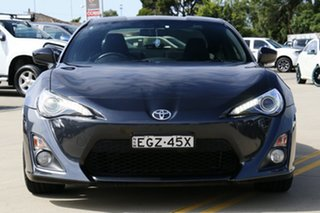 2014 Toyota 86 ZN6 MY14 GTS Grey 6 Speed Manual Coupe