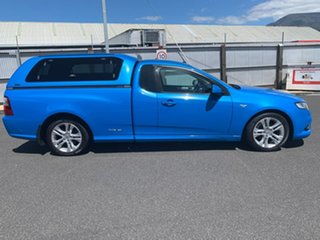 2011 Ford Falcon FG XR6 Ute Super Cab Blue 6 Speed Sports Automatic Utility.