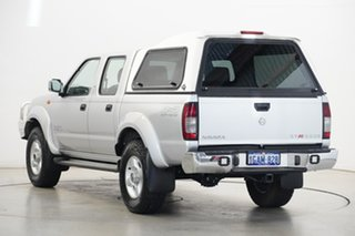 2014 Nissan Navara D22 S5 ST-R Silver 5 Speed Manual Utility