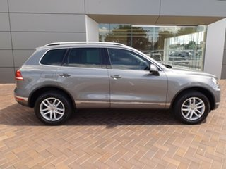 2015 Volkswagen Touareg 7P MY16 150TDI Tiptronic 4MOTION Element 8 Speed Sports Automatic Wagon.